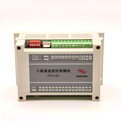 TPC Series multichannel temperature controller